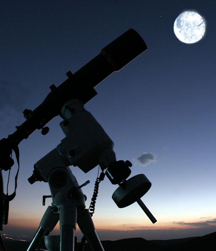 Stations energie pour l'astronomie