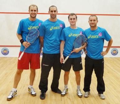 Squash Club Valence 2