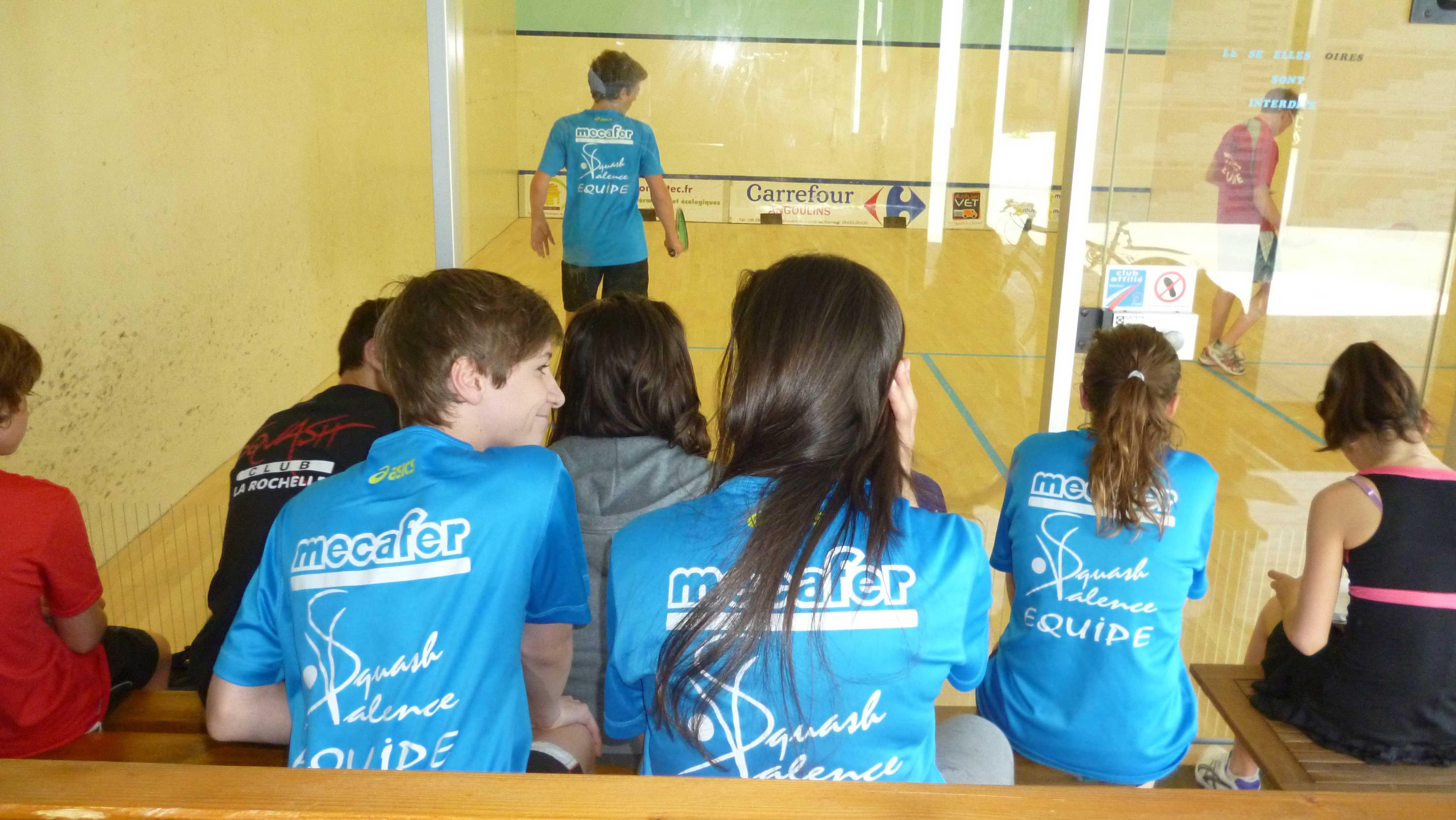 Squash Club Valence 1