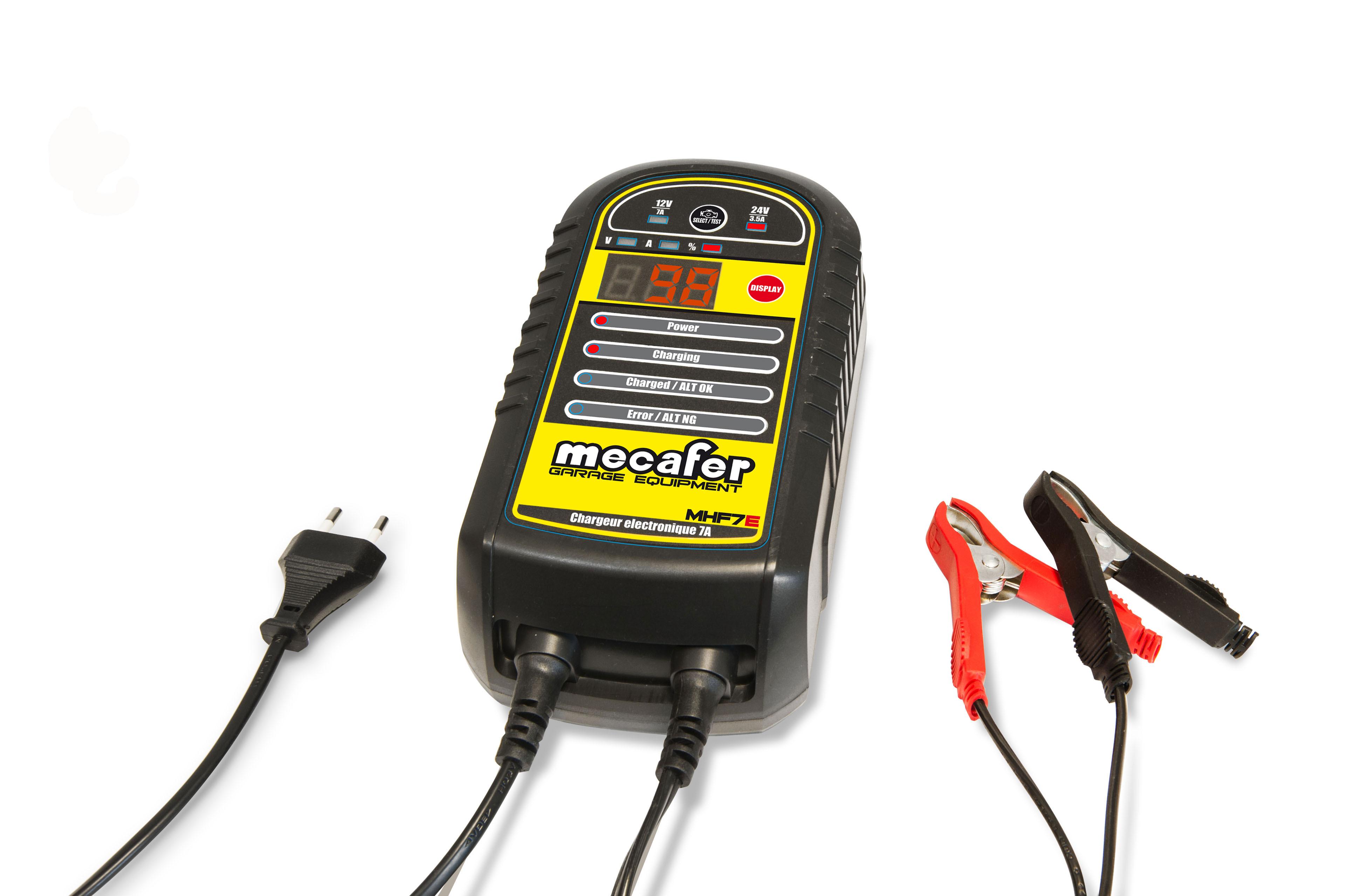 Chargeur de batterie MHF7e