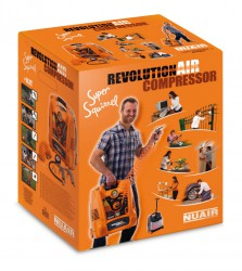 SUPER SQUIRREL REVOLUTION'AIR 6L 2HP