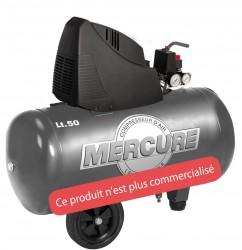 COMPRESSEUR 50L 1.5HP MECAFER