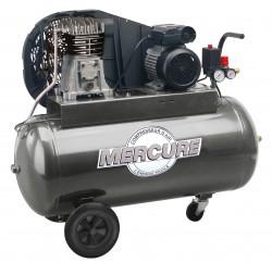 COMP 100L 2HP MONO MERCURE