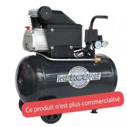 COMPRESSEUR 50L 2HP MERCURE RF2