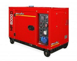 MF8000D GROUPE ELECTROGENE DIESEL 6300W